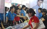 Khai mạc Ngày hội công nhân - Phiên chợ nghĩa tình
