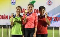 Bà mẹ trẻ Nguyễn Thị Huyền trở lại ngôi vô địch điền kinh quốc gia