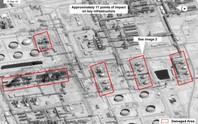Lộ bằng chứng Iran tấn công nhà máy dầu Ả Rập Saudi?