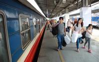 Ga Sài Gòn thông báo bán vé tàu Tết Canh Tý 2020