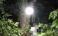 Chủ xưởng gỗ tá hỏa phát hiện bảo vệ cũ chết trong tư thế treo cổ trước cổng
