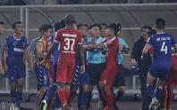 Trọng tài FIFA bẻ còi trận Viettel - B.Bình Dương sẽ bị xử rất nặng