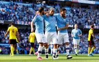 Man City dội mưa bàn thắng, Watford thảm bại kinh hoàng 0-8