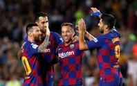Messi tái xuất và chấn thương, Barcelona lo phát sốt ở Nou Camp