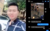 Trước khi bị sát hại, nam sinh viên chạy Grab nhắn tin báo bạn gái Có gì báo công an nhé