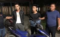Những hình ảnh đầu tiên sau khi bắt nóng 2 nghi phạm sát hại nam sinh viên chạy Grab