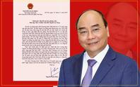 Thủ tướng Nguyễn Xuân Phúc gửi thư khen Báo Người Lao Động
