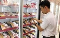 Thịt heo siêu thị cao hơn giá chợ?