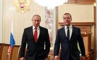 Thủ tướng Nga từ chức để Tổng thống Putin cải cách hiến pháp