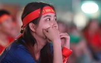 Thất vọng, tiếc nuối khi U23 Việt Nam rời giải châu Á từ vòng bảng