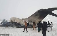 Afghanistan: Đụng độ dữ dội tại khu vực rơi máy bay quân sự Mỹ