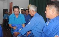 Động viên đoàn viên các nghiệp đoàn nhân dịp Tết nguyên đán