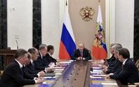 Ngả mũ trước Tổng thống Putin