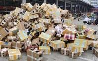 Thảm cảnh của 5.000 thú nuôi chết trong thùng hàng chuyển phát tại Trung Quốc