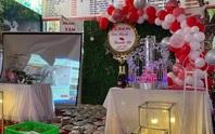 Công an đưa nữ khách hàng trong vụ bỏ bom 150 mâm cỗ cưới về trụ sở để làm rõ