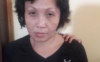 Bắt giữ người phụ nữ xúi con nuôi trộm túi tiền của bà bán cà phê vỉa hè ở quận 3