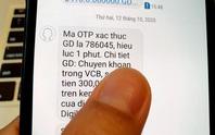 Xác thực giao dịch qua SMS OTP có lỗ hổng