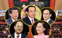 [Infographic] Chân dung Bí thư và 4 Phó Bí thư Thành ủy TP HCM