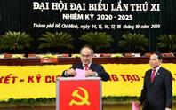 Đã có kết quả bầu Ban Chấp hành Đảng bộ TP HCM nhiệm kỳ mới
