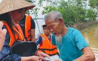 CLIP: Thủy Tiên tra vấn người ăn chặn 3 triệu đồng tiền hỗ trợ vợ chồng cụ già