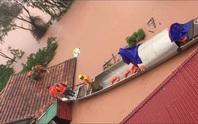 Quảng Bình: Sau lũ, thi thể người đàn ông nổi lên trong vườn nhà