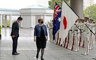 Nhật Bản, Úc cảnh báo về biển Đông