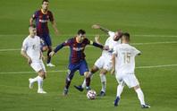 Sao 17 tuổi khai hỏa Champions League, Barcelona đè bẹp Ferencvaros