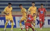 Nam Định lo rớt hạng
