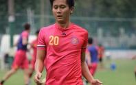 Treo giò Thanh Thụ 2 trận vì ném bóng vào mặt đồng nghiệp