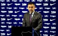 Ông trùm Bartomeu từ chức, Barcelona mơ ngày trở lại