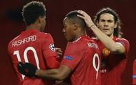 Rashford lập hat-trick vàng, Man United vùi dập bò đỏ RB Leipzig