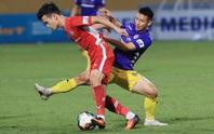 Kịch tính ở trận derby thủ đô giữa CLB Viettel và Hà Nội FC