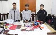 Bắt 3 cán bộ ở Thanh Hóa trong đường dây sản xuất văn bằng, chứng chỉ giả