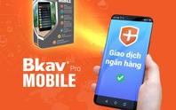Phần mềm bảo vệ khi giao dịch ngân hàng dành cho smartphone