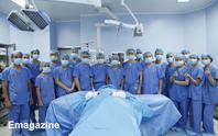 Ly kỳ: Lấy phổi, gan, thận, tim, cẳng tay của một người ghép cho 6 người khác