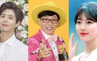 Lộ diện 6 ngôi sao được yêu thích nhất Hàn Quốc 3 năm qua