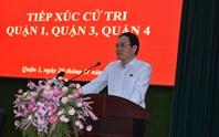Phó Bí thư Thường trực Thành ủy TP HCM: Xin lỗi cử tri vì giải quyết vụ Thủ Thiêm rất chậm