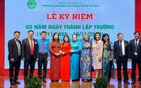 Trường ĐH Nông Lâm TP HCM kỷ niệm 65 năm thành lập