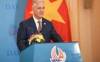 Cố vấn An ninh Quốc gia Mỹ nói chuyện với sinh viên: Quan hệ Việt-Mỹ còn vững mạnh hơn