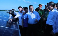 Yêu cầu tìm kiếm công nghệ xử lý tấm pin điện mặt trời