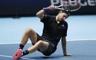 Dominic Thiem lại thất bại ở chung kết ATP Finals