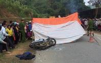 Ôtô 7 chỗ vượt xe đầu kéo, tông tử vong 2 người phụ nữ