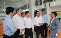 Bí thư Nguyễn Văn Nên chỉ đạo tháo gỡ vướng mắc tại Khu Công nghệ cao TP HCM