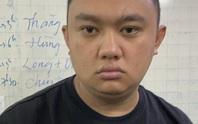 Bảo vệ nhanh trí bắt kẻ lừa đảo ở Saigon Center - quận 1