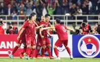 Công bố danh sách tập trung đội tuyển Việt Nam, đá 1 trận giao hữu ở TP HCM