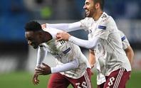 Arsenal phá ải Molde, bóng đá Anh đại thắng Europa League