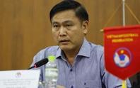 Ông Trần Anh Tú tái đắc cử Chủ tịch VPF