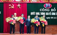 Quảng Bình và Quảng Nam điều động, bổ nhiệm nhiều lãnh đạo chủ chốt