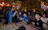 TP HCM: 600 người hâm mộ Chelsea tiếp lửa đội nhà ở trận đại chiến với Tottenham