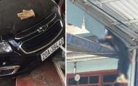 Vụ ôtô tông 2 bố con tử vong, người con bay lên nóc nhà: Tài xế chưa có bằng lái ra trình diện